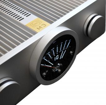 M3 Reference Grade Mono Power Amplifier